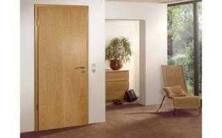 Какие двери лучше МДФ или экошпон?