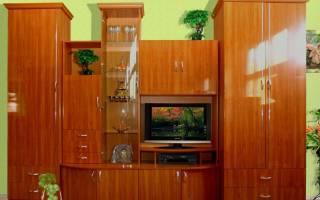Как удалить полировку с мебели?