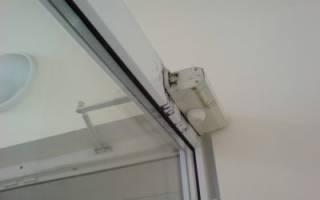 Как восстановить доводчик двери?