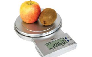 Как выбрать весы для кухни?