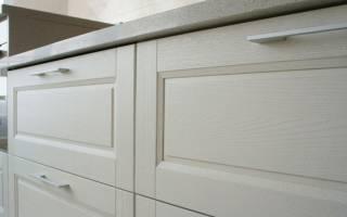 Какой материал лучше для кухонной мебели?