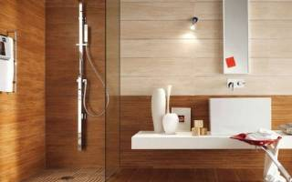Можно ли использовать МДФ в ванной?