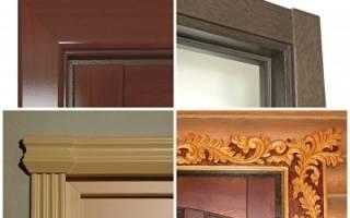 Как правильно пенить межкомнатные двери?