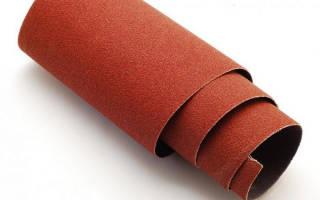 Как очистить наждачную бумагу от дерева?