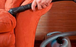Как почистить очень грязный диван?