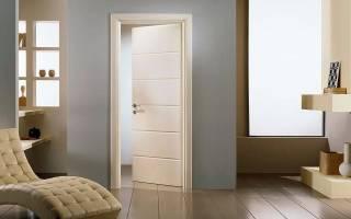 Как ставить доборы на межкомнатную дверь?