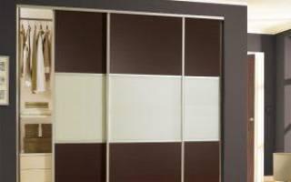 Из чего делают заднюю стенку мебели?