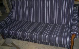 Как из дивана книжки сделать кровать?
