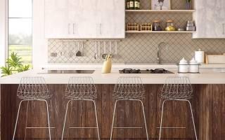Какое дерево лучше для кухонной мебели?