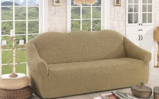 Как шьют чехлы на мягкую мебель?