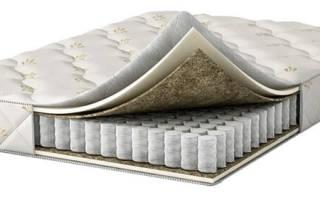 Как выбрать спальный матрас для кровати?