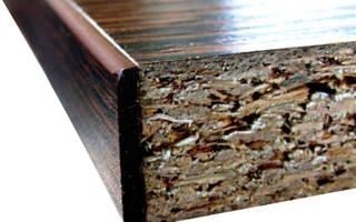 Как приклеить кромку на мебель?