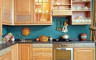 Как вешаются навесные шкафы кухни?