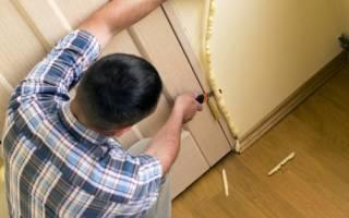 Как правильно расположить межкомнатные двери?