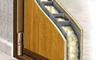 Как выбрать шумоизоляционную входную дверь?