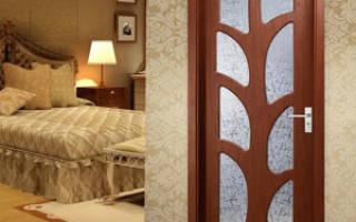Что такое МДФ ПВХ межкомнатные двери?