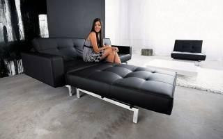 Как самому сделать раскладной диван?