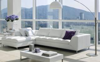 Что такое эко кожа на мягкой мебели?