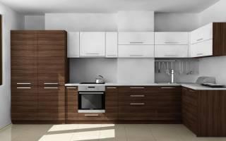 Из какого материала делают кухонную мебель?