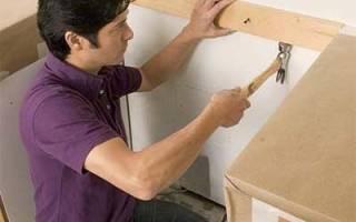 Как клеить мозаику на стену кухни?