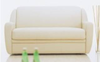 Чем набивают мягкую мебель?