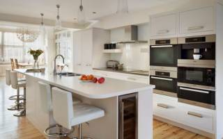 Как выбрать встраиваемую технику для кухни?