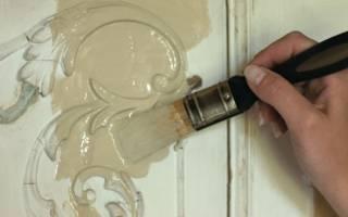 Как перекрасить глянцевые фасады кухни?