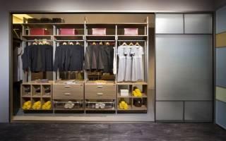 Как сделать каркас встроенного шкафа?