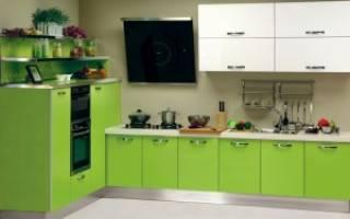 Какой ширины бывают столешницы для кухни?