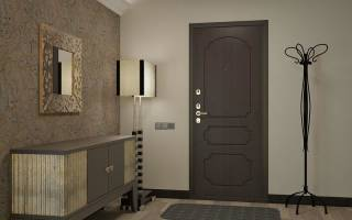 Декоративные панели для дверей из МДФ