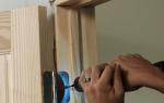 Как правильно заменить межкомнатную дверь?