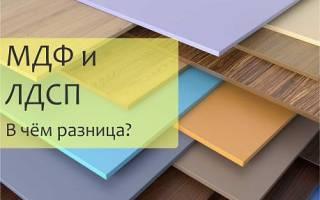 Какое ДСП лучше для мебели?