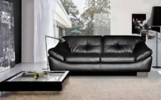Чем можно помыть кожаный диван?