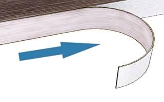 Как клеить кромочную ленту на ДСП?