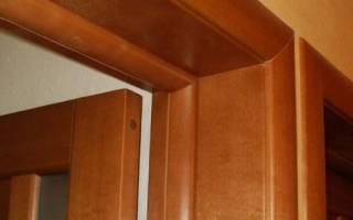 Как посчитать доборы на межкомнатную дверь?