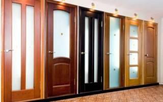 Из чего делают современные двери?
