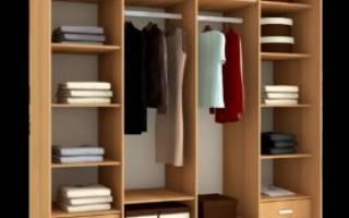 Как сделать удобные полки в шкафу?