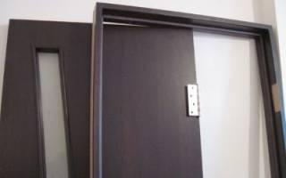 Как собрать коробку дверную МДФ своими руками?
