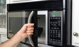 Можно ли микроволновку ставить в закрытый шкаф?