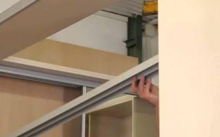 Можно ли из гипсокартона сделать шкаф?