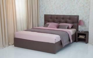 Как подобрать высоту матраса для кровати?