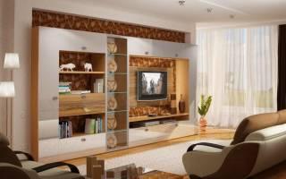 Как переделать старую стенку в современную мебель?