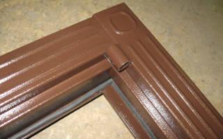 Как прибить наличники на межкомнатные двери?