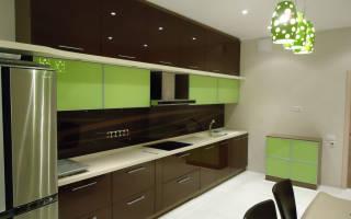 Как покрасить кухню из ДСП?