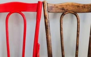 Какой краской покрасить мебель из дерева?