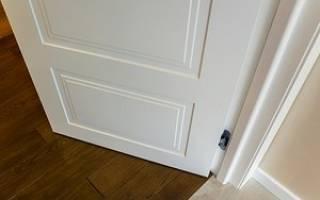 Как выбрать коробку для межкомнатной двери?