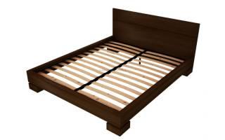 Что делать если скрипят ламели в кровати?