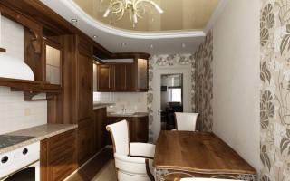 Как выбрать натяжной потолок для кухни?