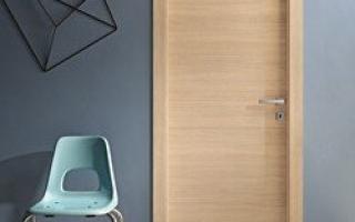 Что такое ламинирование двери?