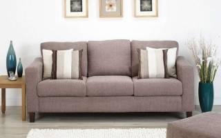 Что такое глубина дивана?